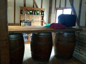 blog wedding in barn