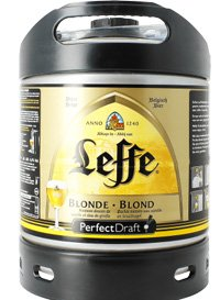 Perfect Draft Leffe Blonde 6L keg