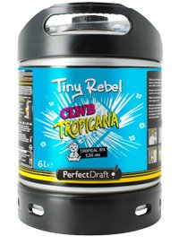 Perfect Draft Tiny Rebel Clwb Tropicana
