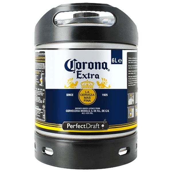 Perfect Draft Corona keg