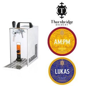 Thornbridge Brewery and Lindr 20/K bundle