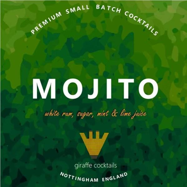 Mojito draught cocktail