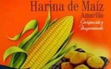 Corn meal box selection