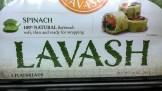 Lavash (lavish wraps)