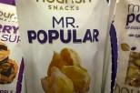 Mr. Popular (of popcorn fame)