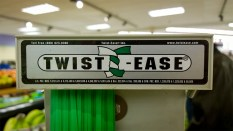 Twist-Ease (tie one on)