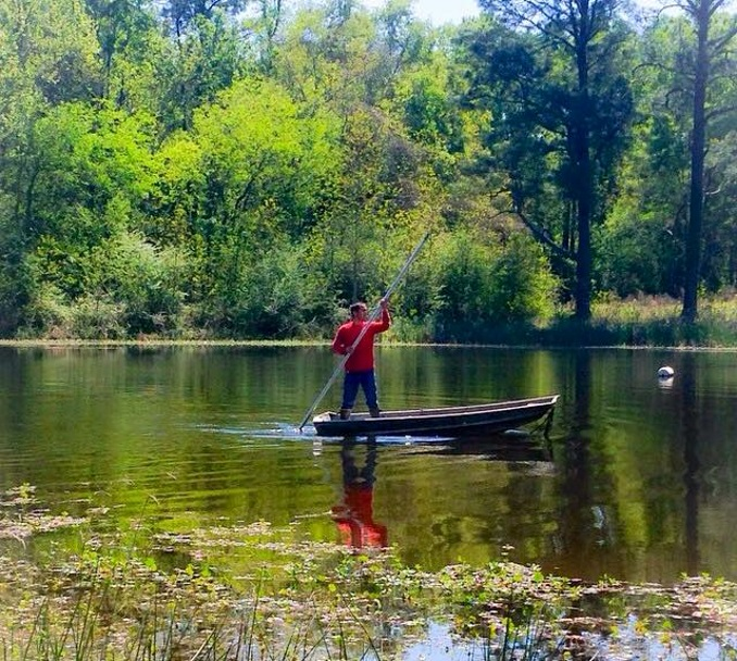 Randy Marks Gets Funny Feeling After What He Discovered Along The Amite River
