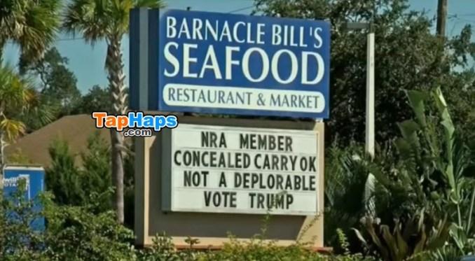 Barnacle Bill's Seafood Restaurant
