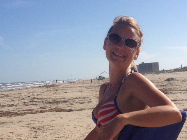 Erin McCleskey was eaten alive while she was trying to do her job in Texas