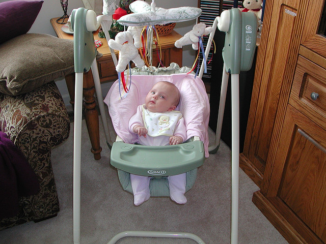 baby swing, Best Baby Swing – Reviews and Buying Guide