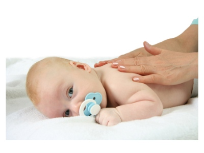 baby colic, Baby Gas Relief Home Remedy
