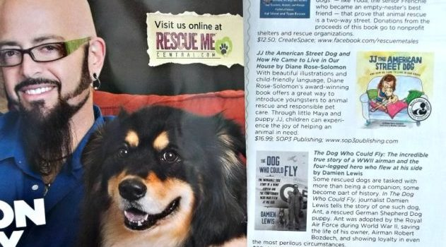 Rescue Me in Rescue Me Magazine