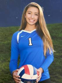 Joint Motion Physical Therapy Athlete of the Week: SPF Girls Volleyball's  Adelina Berisha | TAPinto