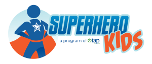 TAP Superhero Kids program