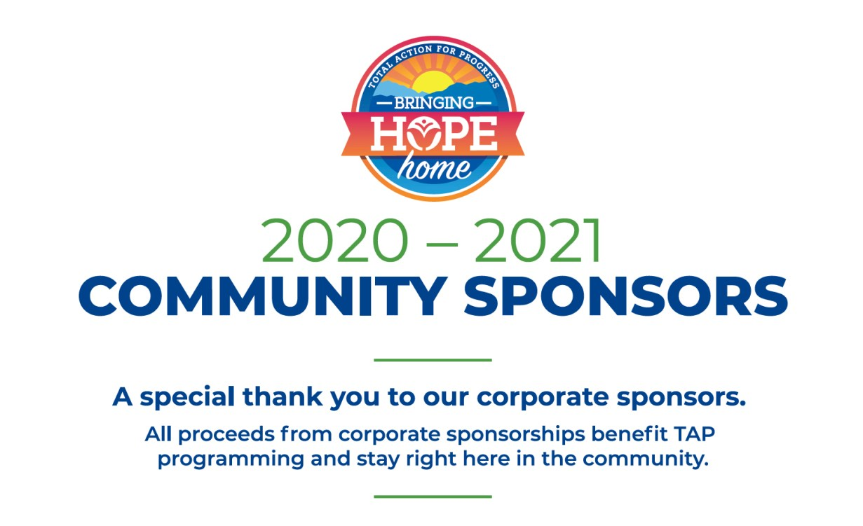Bringing Hope Home community sponsors