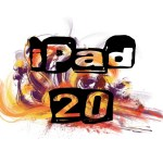 Apple iPad Deployment Backgrounds | Number Your Class Set of iPads, iPods, Android Tablets #20