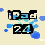 Apple iPad Deployment Backgrounds | Number Your Class Set of iPads, iPods, Android Tablets #24