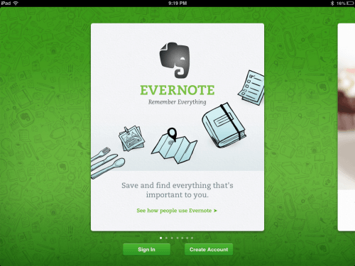 The Best App for Assessment | Evernote App for Assessment and Evaluation