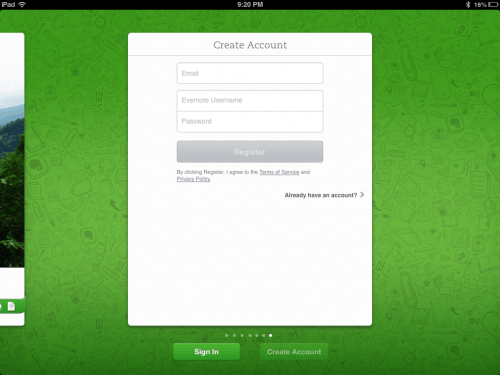 Evernote is the Best Assessment App