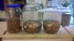 Penny Wars 3 Act Math Tasks - Real World Math