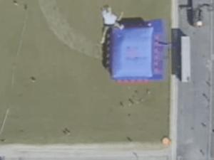 World Record Air Bag Real World Math Problem