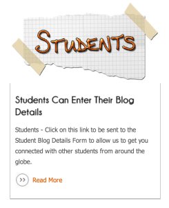 Student Mathlete Blogs Submission Form