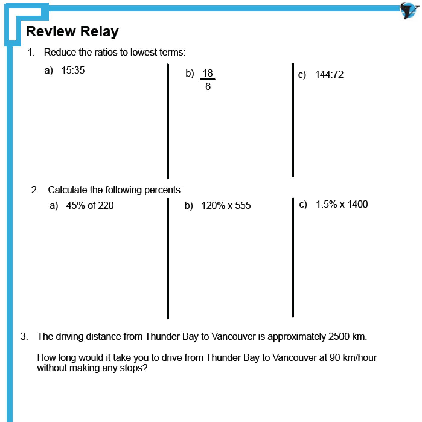 20 Algebra Review For Geometry Algebra Geometry Review