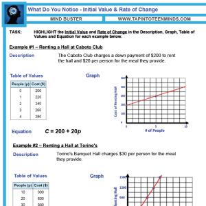 slope of a line mfm1p grade 9 applied math help. Black Bedroom Furniture Sets. Home Design Ideas