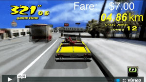 Crazy Taxi 3 Act Math Task by Jon Orr