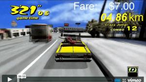 Crazy Taxi 3 Act Math Task by Jon Orr