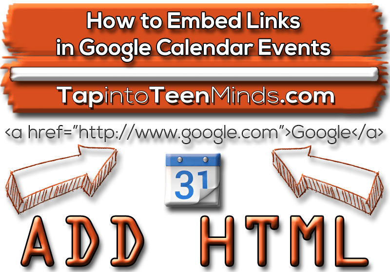 how to show google calendar on website