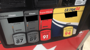 Gas Guzzler - 3 Act Math - Pump Gas Prices COVERED