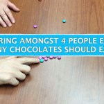 Counting Candies - Working With Fractions to Find Unknowns