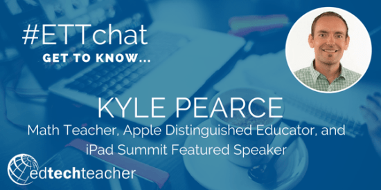 ETTChat With Kyle Pearce