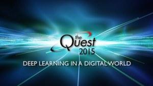 QUEST 2015 YRDSB Conference Logo