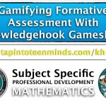GECDSB Subject Specific PD Day - Gamifying Formative Assessment with Knowledgehook Gameshow