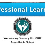 Essex Public School Based Learning SBL Day