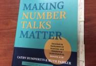 Making Number Talks Matter - Book Cover 1024