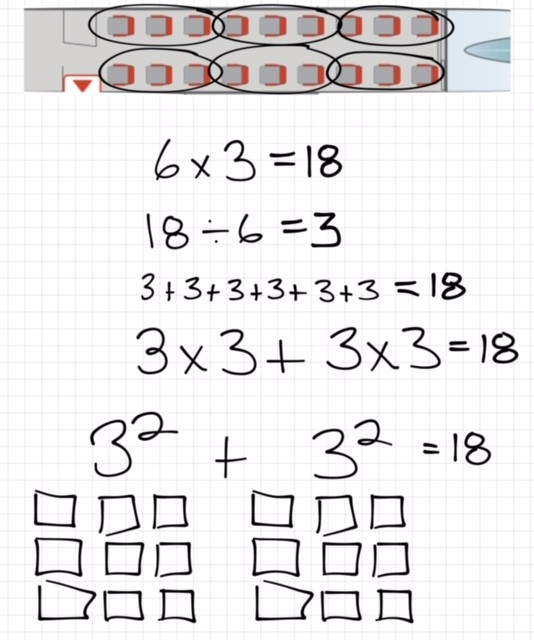 Airplane Problem 3 Act Task - Sample Number Talk 1