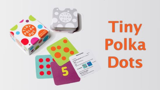 Tiny Polka Dots - Math Game - Daniel Finkel