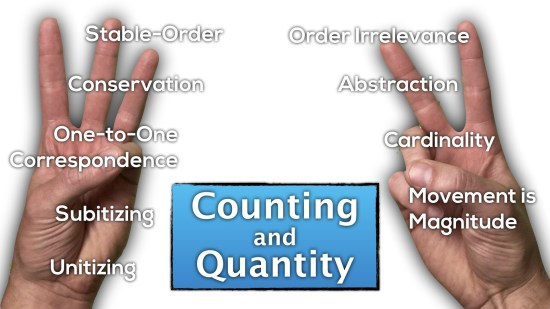 Counting and Quantity Principles