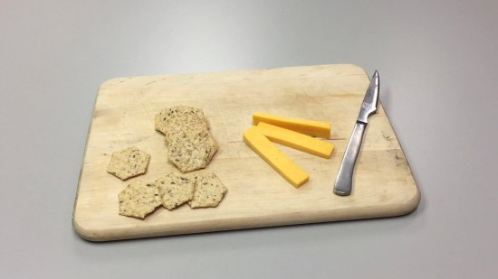 Cheese and Crackers 3 Act Math Task - Featured Image Screenshot