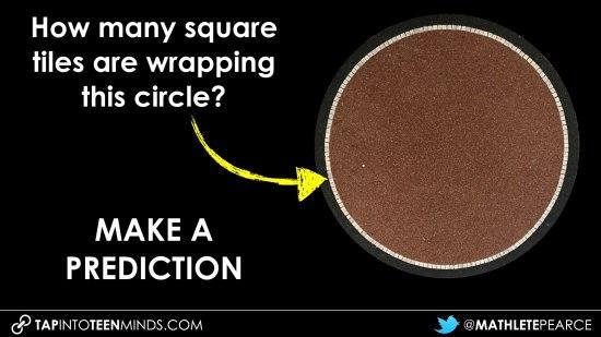 Tile Circle 3 Act Math Task FEATURED IMAGE