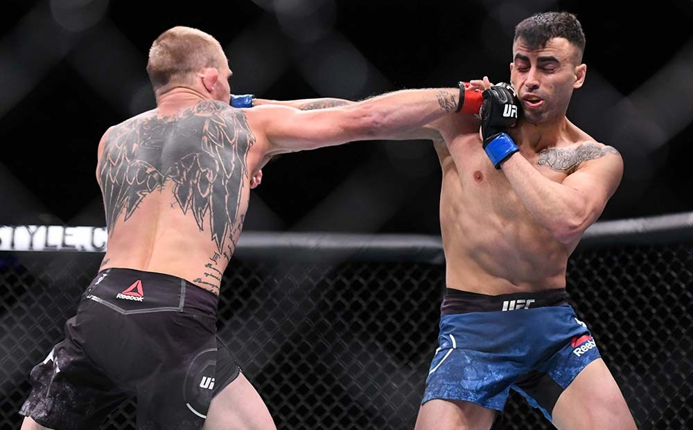 MMA: UFC Fight Night-Liverpool: Knight vs Amirkhani