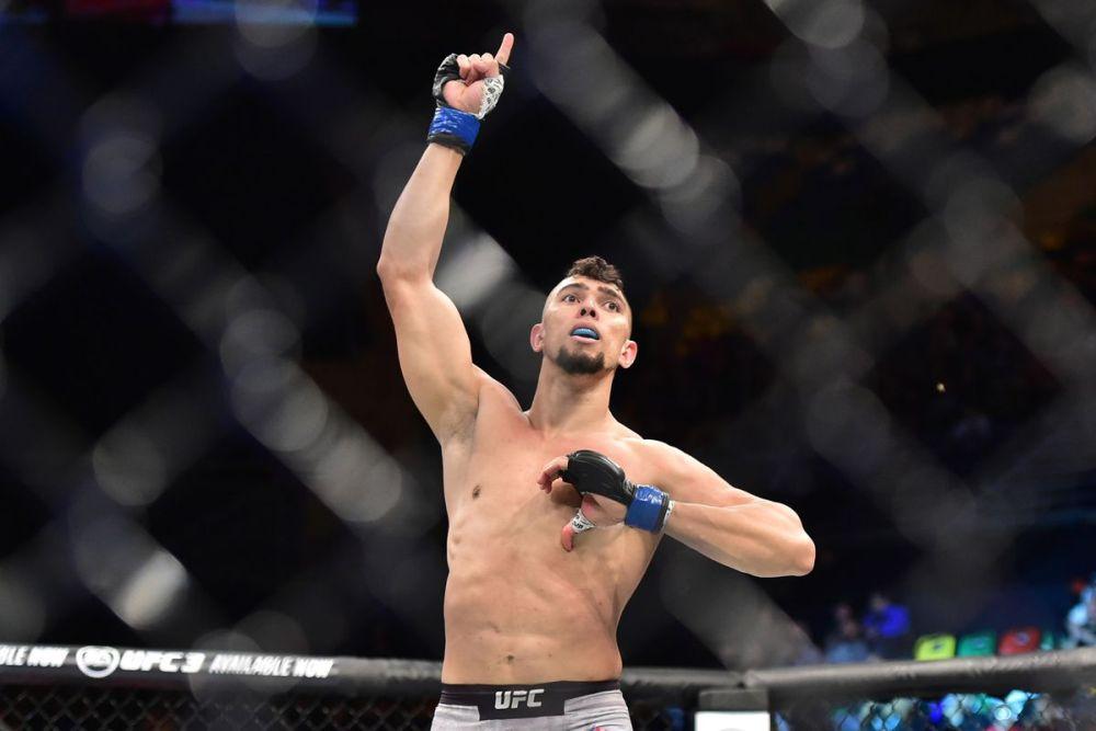 Johnny Walker vs. Khalil Rountree UFC