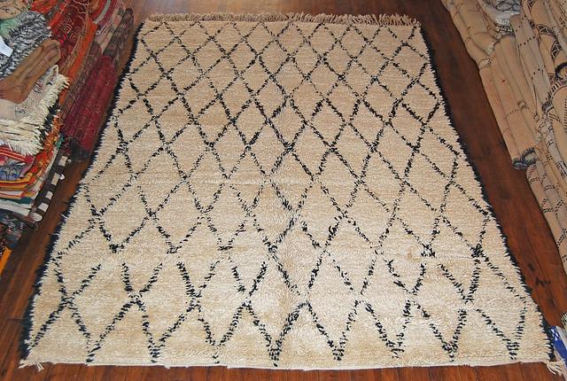 tapis beni ouarain 4 modeles de tapis