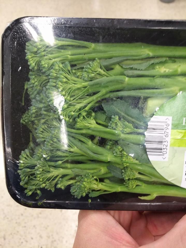Ilyen brokkolit vajon miért nem lehet otthon is kapni?!