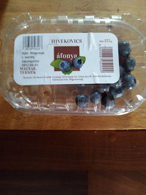 Hivekovics Áfolya- hazai termék