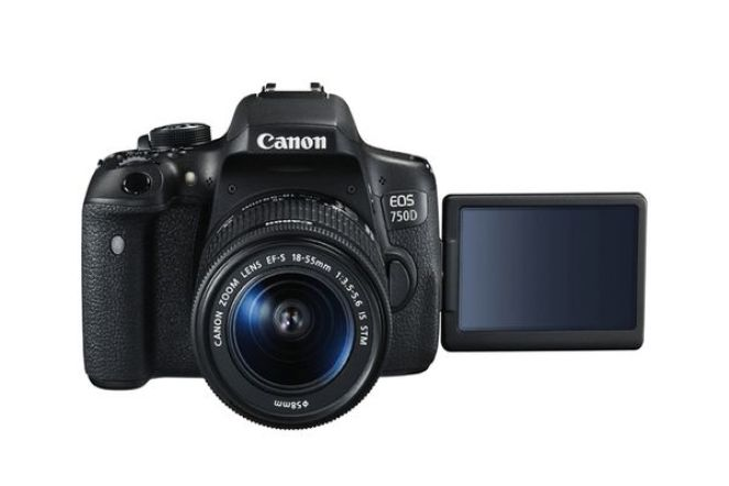 Canon EOS 750D-Canon Rebel T6i Specifications and Price in Nepal