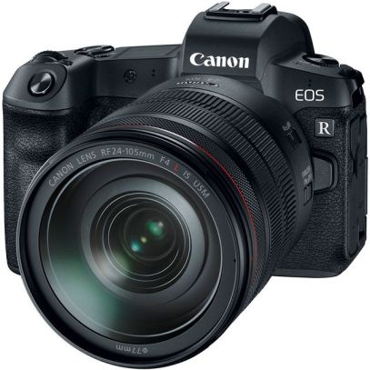 Canon EOS R Specifications and Price in Nepal